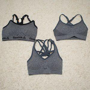 Reebok Sports Bras (3) Size XS